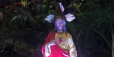 Misa Dominical 8:00 am entradas