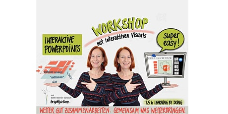 Gut Zusammenarbeiten mit interaktiven Visuals Tickets