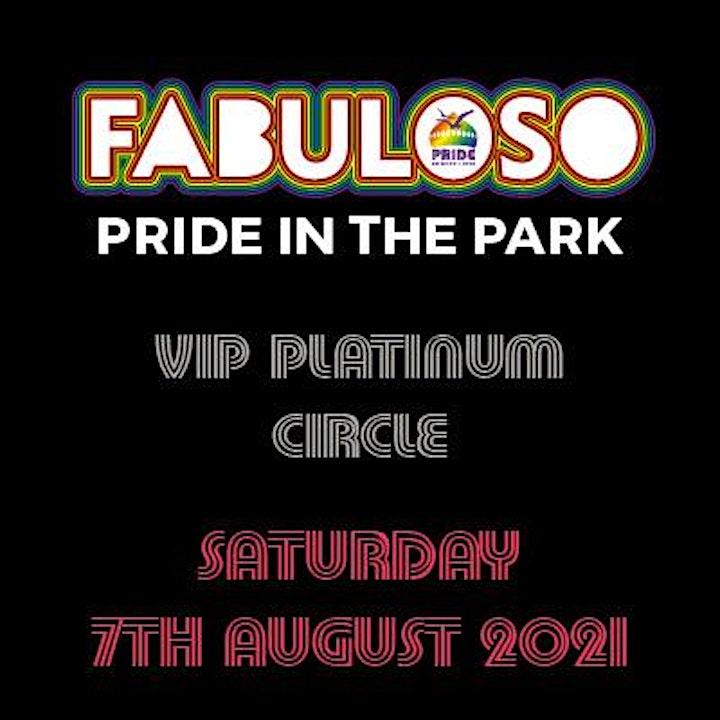 Fabuloso Brigton and Hove Pride image