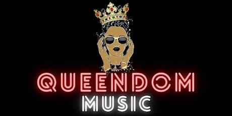 Queendom Music: THRUST - Independent Artists Virtual Live Concert tickets