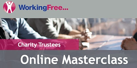 WFL Charity Trustee - Online Masterclass tickets