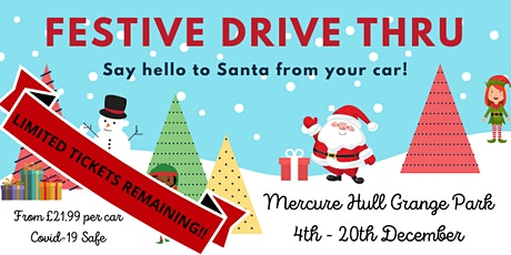 Festive Drive Thru tickets