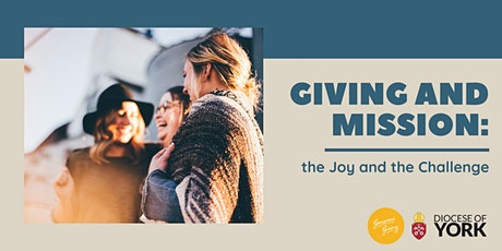 Giving and Mission: the Joy and the Challenge tickets