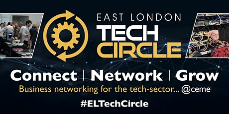 East London Tech Circle- March Meet tickets