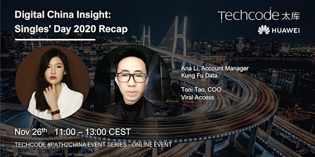 Digital China Insight: Singles' Day 2020 Recap tickets