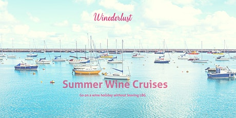 Summer Wine Cruises tickets