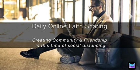 Online Faith Sharing tickets