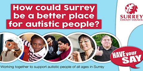 All Age Autism Strategy Workshop tickets