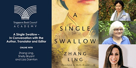 A Single Swallow - In Conversation with the Author, Translator and Editor tickets