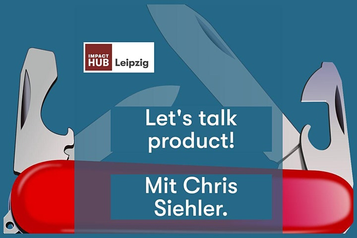 Let's talk product! One-to-one session 18-19 Uhr: Bild