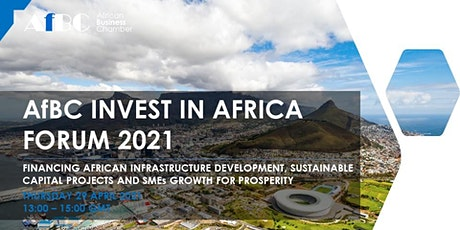 AfBC Invest in Africa Forum 2021 tickets