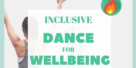 Inclusive Dance for Wellbeing Clases tickets