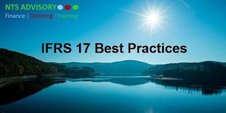 IFRS 17 Stories : Les bonnes pratiques à mettre en oeuvre billets