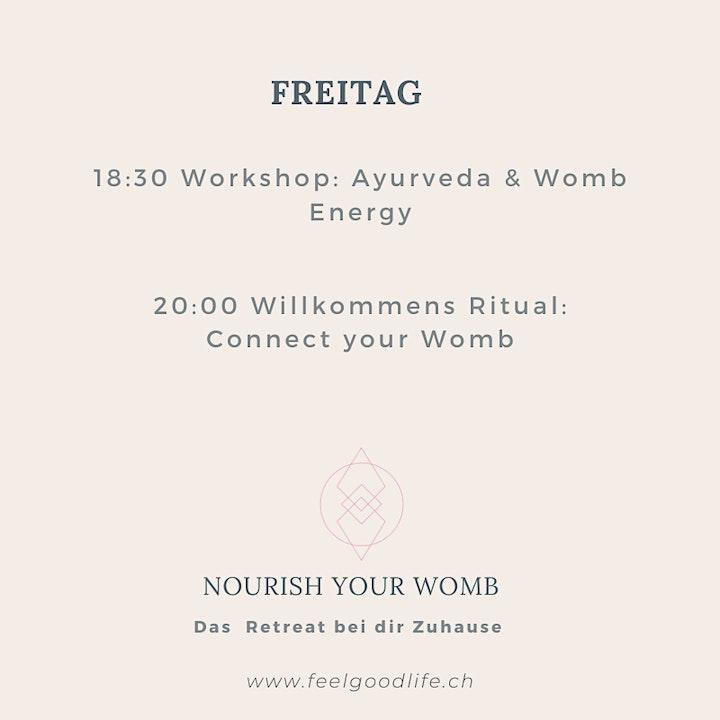 Nourish Your Womb: Bild