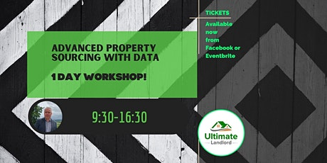 Advanced property sourcing with data. tickets