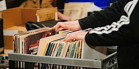 Hackney Record Fair tickets