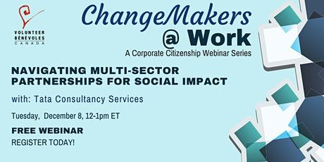 Navigating Multi-Sector partnerships for Social Impact tickets