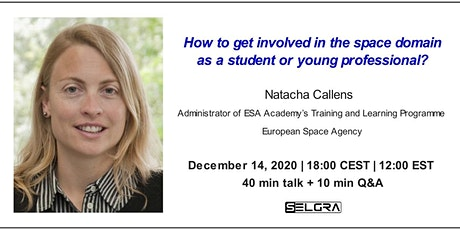 SELGRA Webinar with Dr. Natacha Callens tickets