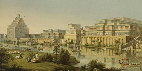 Assyria & the King of the World: virtual London tour in the British Museum tickets