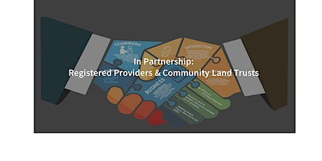 In Partnership: Registered Providers & Community Land Trusts tickets