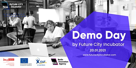 Demo Day Future City Incubator tickets