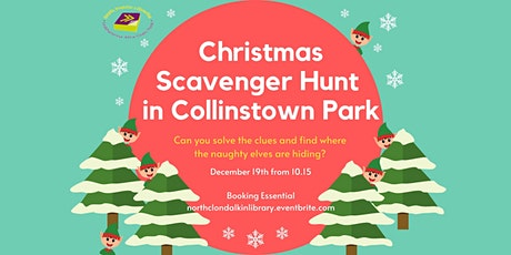 Christmas Scavenger Hunt in Collinstown Park tickets