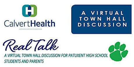 Real Talk: A Virtual Town Hall for Patuxent HS Students, Parents & Teachers tickets