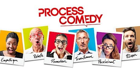 Spectacle Process Comedy à Paris tickets