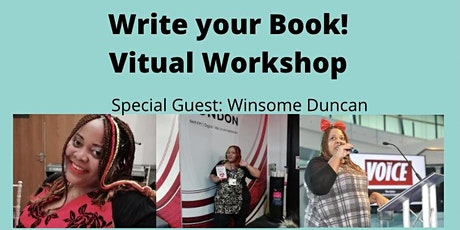 Write your Book tickets