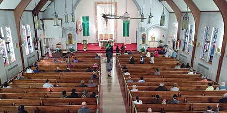 Register for Sunday mass at St. Boniface Parish - Weekend of November 29 tickets