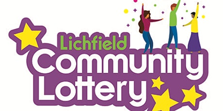 Lichfield Community Lottery Launch tickets
