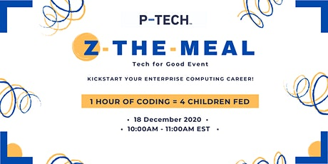 Z-THE-MEAL: Tech 4 Good Event tickets