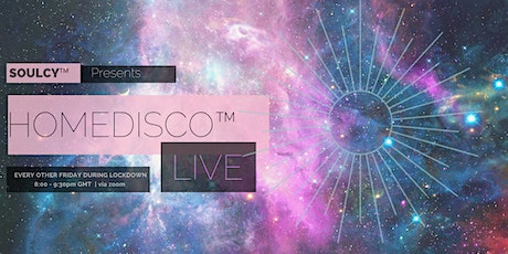 HOMEDISCO™ LIVE tickets
