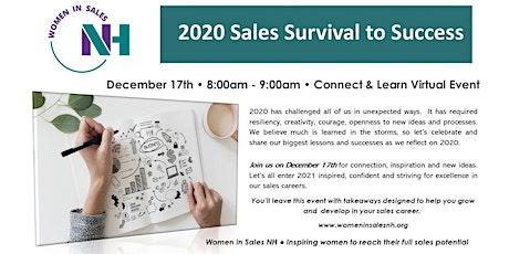 2020 | Sales Survival to Success tickets
