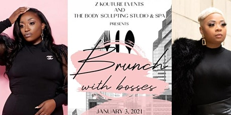 Brunch With Bosses 2021 tickets