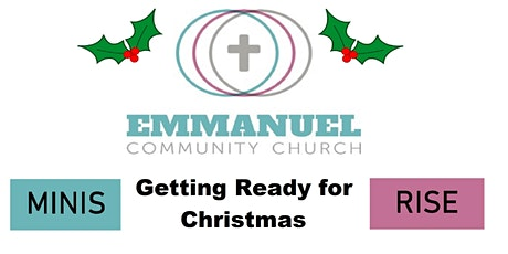 Getting Ready for Christmas (Session 1) tickets