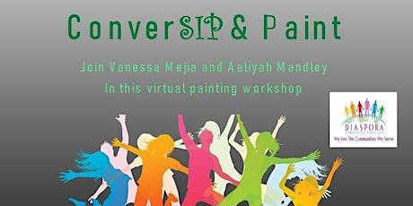 ConverSIP & Paint tickets
