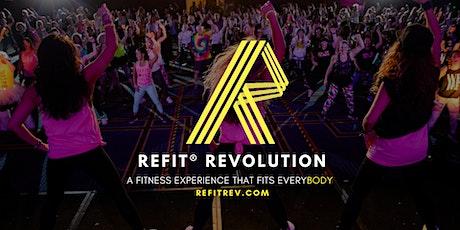 REFIT®️ Dance Fitness Class tickets