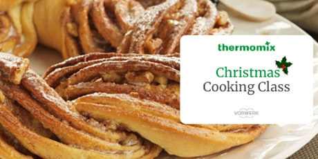 Christmas Cooking Class Thermomix tickets