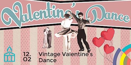 Vintage Valentine's Dance tickets