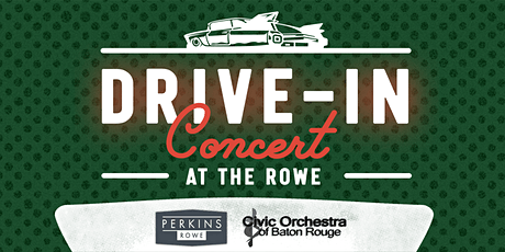 Drive-In Concert - Holiday Edition w/ Civic Orchestra of BR tickets