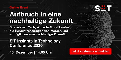 SIT Insights in Technology Conference 2020 tickets