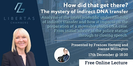 How did that get there?  - The mystery of indirect DNA transfer tickets