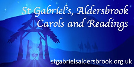 Carols and Readings for Christmas tickets