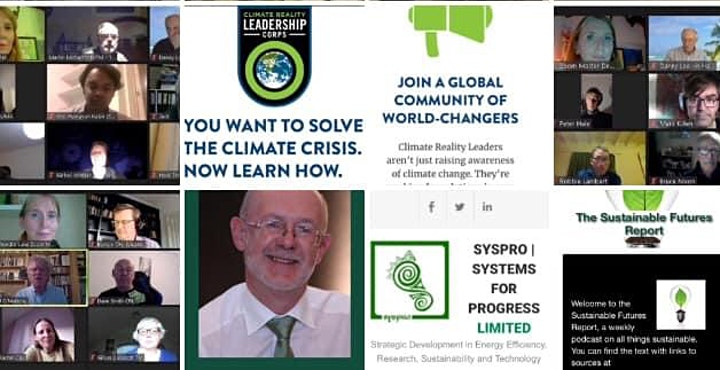 Climate Reality UpSkilling Network meets ToastMaster experts image