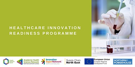Healthcare Innovation Business Programme tickets