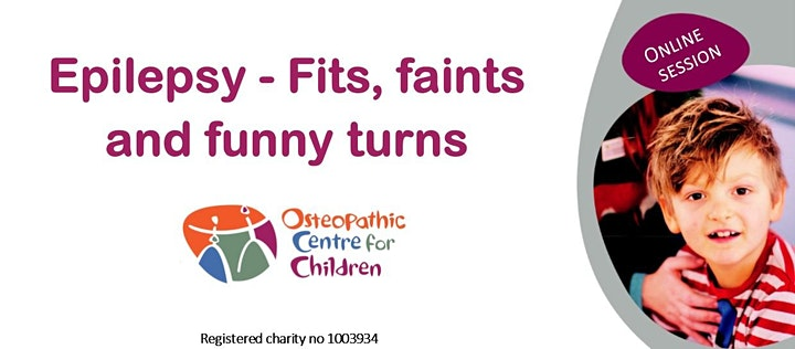 Epilepsy - Fits, Faints and Funny Turns image