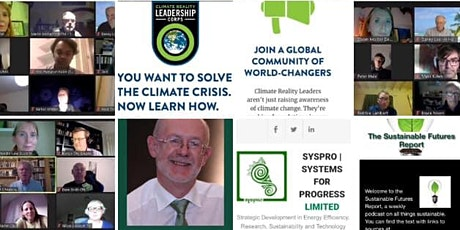Climate Reality UpSkilling Network meets ToastMaster experts tickets