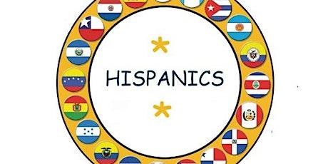 Taller de culturas hispanas entradas