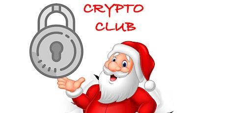 """CM2-6ème / 10h à 11h : Stage Vacances  """"Le Crypto Club de Noël"""" billets"""